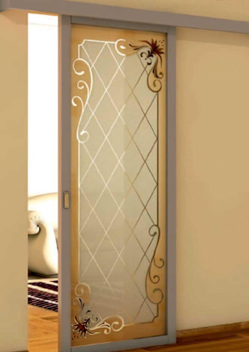Porte vetrate porte in vetro porte in vetro decorato porte in vetro stratificato porte in - Vetri decorati per porte scorrevoli ...